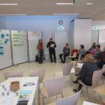 Workshop im Rahmen der Trainingswoche, © A.-Dichte